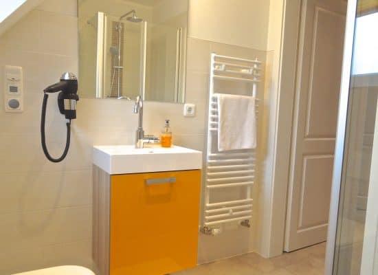 Ferienhaus Göhren-Lebbin Badezimmer