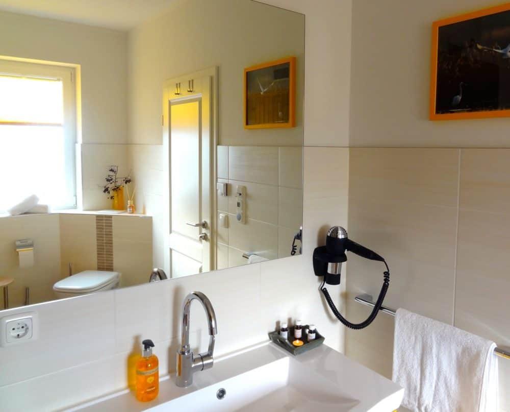 Ferienhaus Badezimmer Göhren-Lebbin