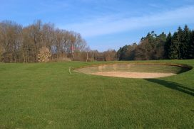 Ferienhaus Fleesensee Golf Bunker