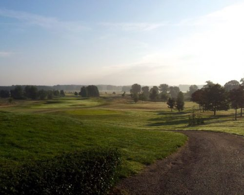 Ferienhaus Fleesensee Golfplatz